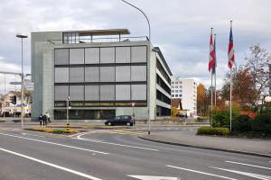 Bild: Stadthaus Dübendorf (Roland zh, wikimedia commons, CC BY-SA 3.0)