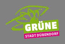Logo Grüne Stadt Dübendorf